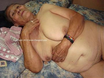OmaGeiL Collected Hotest Granny Pictures of All