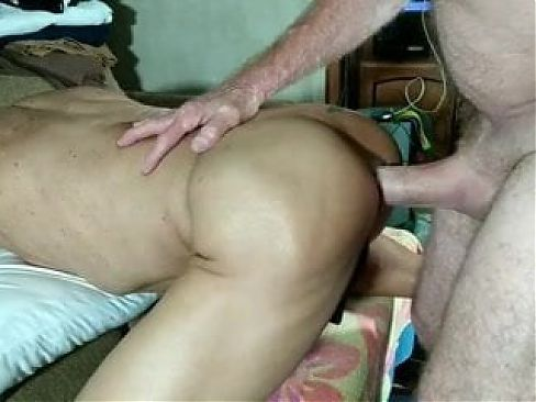 Big cock daddy doggy keep fucking after cumming inside of me