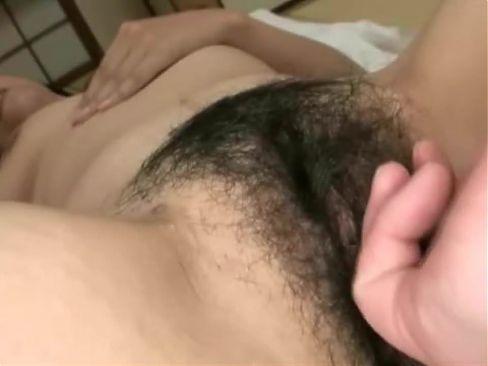 Hairy Japanese Wife