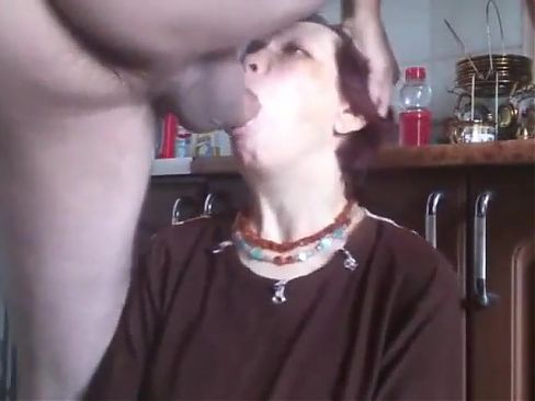 Ugly women...just use their throat then cum on their face